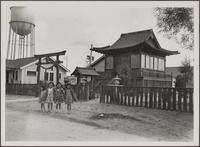 [Buddhist temple, Terminal Way, Terminal Island]