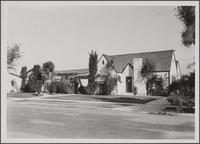 [English and Spanish-style homes on Parnell Avenue, north of Tennessee Avenue, Westwood Hills]