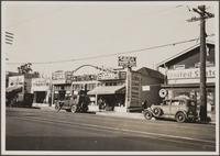 [North corner of Brooklyn Avenue and St. Louis Street, Brooklyn Heights; typical neighborhood and thoroughfare businesses]