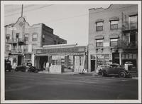 [9th Street and Gladys Avenue, northeast corner]