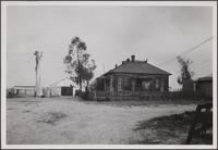 [Ranch on southeast corner of Imperial Highway and Alameda Street]