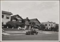 [East side of South Berendo Street, east of 8th Street]