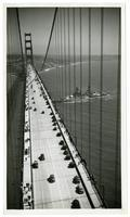 Golden Gate Bridge, newly completed