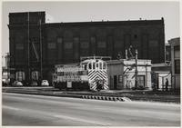 State Belt Railroad, the Embarcadero at Lombard, San Francisco