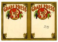 Grape Press Brand, Italian Swiss Colony
