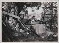 Motorhouse old ore wells on Glendale Boulevard near Beverly Boulevard