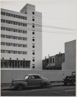 Maimonides Hospital, in vicinity of Bush and Divisadero Streets, San Francisco