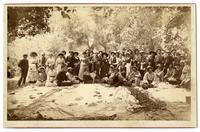 Del Valle family picnic, Rancho Camulos, Ventura County