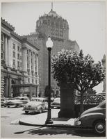 Mason Street, between Sacramento and California Streets, San Francisco