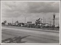 Autowrecking on Anaheim Telegraph Road