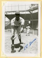 R.C. Stevens, first base, Hollywood Stars