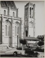 Grace Cathedral, California Street, San Francisco