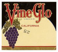 Vine Glo brand, California