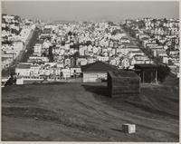 500 block of Duncan Street, looking north, San Francisco