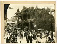 L.A. Thompson Scenic Railway, Venice Beach, Los Angeles