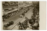 Parade, Broadway, Los Angeles