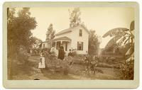 Jacob Weingarth's house