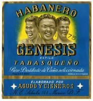 Habanero Genesis, estilo tabasqueno, Agudo y Cisneros, M.E. Schulz 144, Mexico D. F.