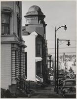 Japanese Church, Bush Street, Fillmore District, San Francisco