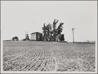Farm on Robertson Boulevard north of Hall Road; studio farm