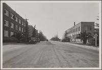 District Boulevard, central manufacturing district, looking west
