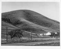 Vicinity of Gilroy on Highway 101, Santa Clara County