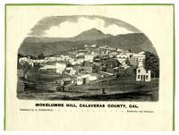 Mokelumne Hill, Calaveras County, Cal.