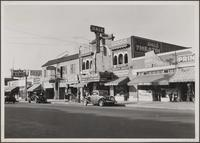 North side of Anaheim Boulevard between Temple and Orizaba Avenues, North Beach