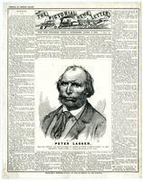 Pictorial News Letter of California. For the Steamer John L. Stephens, April 5, 1858. No. 2.