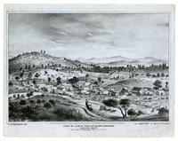 View of Campo Seco and Quartz Mountain Tuolumne County.