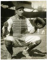 Ernest Lombardi, Oakland Oaks catcher