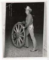 Barbara Kennelly, Hayward Rodeo Queen
