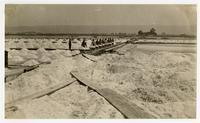 Salt works, Alvarado, Alameda County