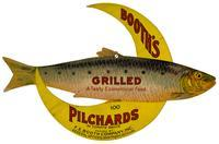 Booth's grilled pilchards in tomato sauce, F. E. Booth Company, Inc., San Francisco
