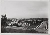 Southeast view from South Marengo Avenue, Pasadena