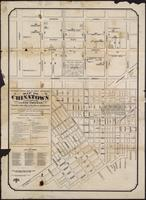 Map of Chinatown