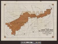 Map of Laguna de Tache Grant