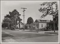 36th Place, east of Western; Negro and Japanese houses