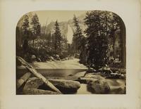 Nevada Fall, Yosemite [CEW 90]