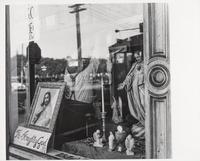 Religious relics storefront, San Francisco