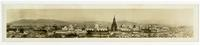 Panoramic View of the Panama-Pacific International Exposition, San Francisco