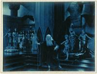 Scene from Cecil B. DeMille's The Ten Commandments