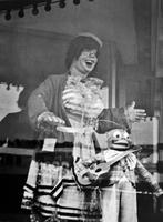Laughing lady, Playland
