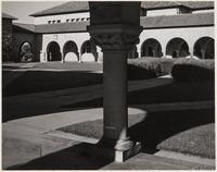 Stanford University, Memorial Court, Santa Clara County, California