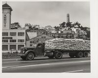 The Embarcadero, between Union and Filbert Streets, San Francisco