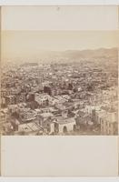 Panorama of San Francisco from California Street Hill (I)
