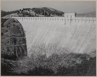 Pardee Dam, Mokelumne River, Amador County, California
