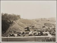 Mexican quarters from Elysian Park