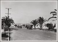 Looking north on Stanley Avenue between 10th and 11th Streets, Long Beach