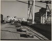 The Embarcadero between Bryant and Brannan Streets, San Francisco